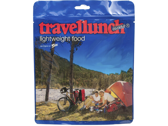 Travellunch Outdoor Meal 10 x 250g Paella with Crab and Chicken Lactose Free
